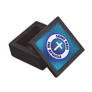 Saint Paul the Apostle Premium Jewelry Box