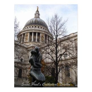 Saint Paul's Cathedral, London Postcard