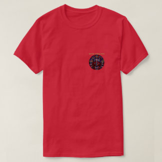 Saint Peter All Hallows Burgundy shirt