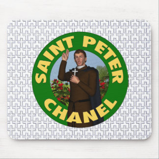Saint Peter Chanel Mouse Pad