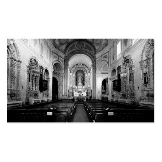 Saint Peter church Double-Sided Standard Business Cards (Pack Of 100)