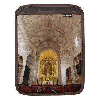 Saint Peter church iPad Sleeve