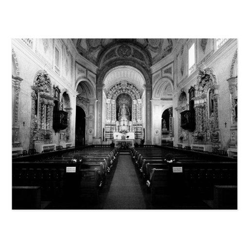 Saint Peter church Postcard