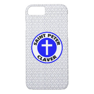 Saint Peter Claver iPhone 7 Case