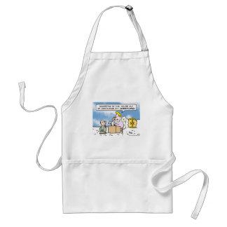 saint peter heaven out of compliance adult apron