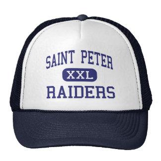 Saint Peter Raiders Middle Joplin Missouri Hats