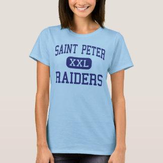 Saint Peter Raiders Middle Joplin Missouri T-Shirt