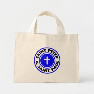 Saint Peter & Saint Paul Tote Bag