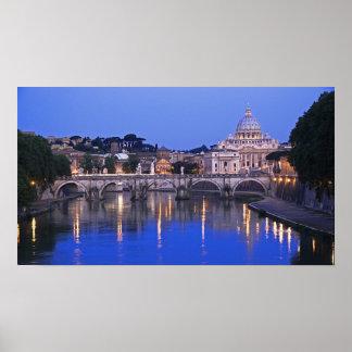 Saint Peter's Basilica Posters