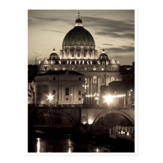 Saint Peter's Basilica, Vatican Postcard
