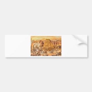 Saint Peter's Obelisk Bumper Sticker