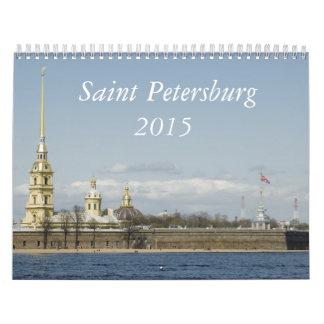 Saint Petersburg Wall Calendars