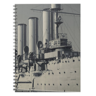 Saint Petersburg, Cruiser Aurora 2 Notebook