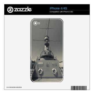 Saint Petersburg, Cruiser Aurora 3 iPhone 4S Decals