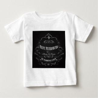 Saint Petersburg Florida Art - Always in Season Baby T-Shirt