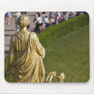 Saint Petersburg, Grand Cascade fountains 10 Mouse Pad