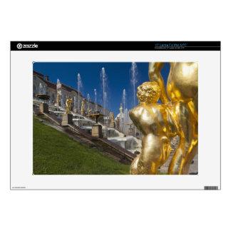 "Saint Petersburg, Grand Cascade fountains 10 Skins For 15"" Laptops"