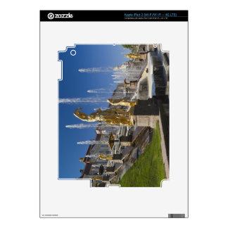 Saint Petersburg, Grand Cascade fountains 12 Decal For iPad 3