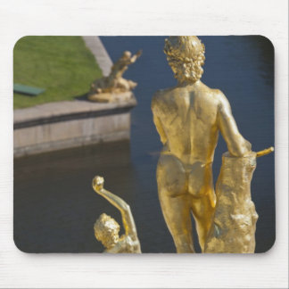 Saint Petersburg, Grand Cascade fountains 13 Mouse Pad