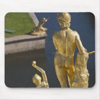 Saint Petersburg, Grand Cascade fountains 13 Mouse Pad