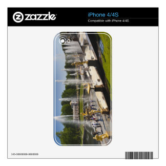 Saint Petersburg, Grand Cascade fountains 14 Decals For The iPhone 4S