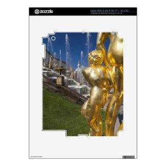 Saint Petersburg, Grand Cascade fountains 2 Skin For iPad 3