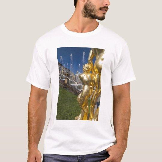 Saint Petersburg, Grand Cascade fountains 2 T-Shirt