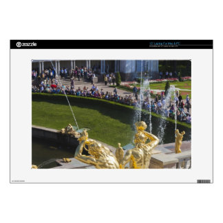 "Saint Petersburg, Grand Cascade fountains 5 Skins For 15"" Laptops"