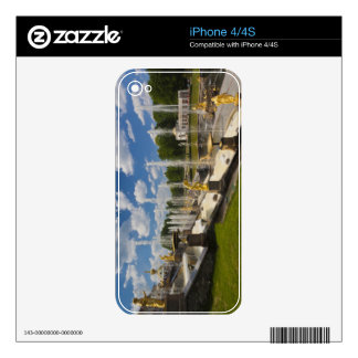Saint Petersburg, Grand Cascade fountains 6 iPhone 4 Decal