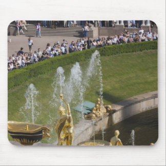 Saint Petersburg, Grand Cascade fountains 8 Mouse Pad