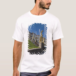 Saint Petersburg, Grand Cascade fountains T-Shirt