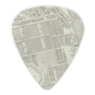 Saint Petersburg, Russia 5 Acetal Guitar Pick