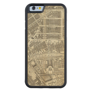 Saint Petersburg, Russia 8 Carved Maple iPhone 6 Bumper Case