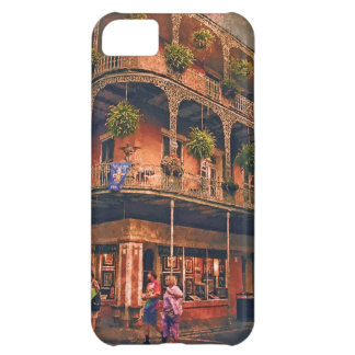 Saint Philip and Royal streets in French Quarter N Cover For iPhone 5C