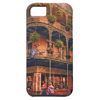 Saint Philip and Royal streets in French Quarter N iPhone 5 Case