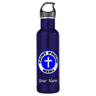 Saint Philip Neri Water Bottle