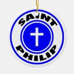 Saint Philip Ornament