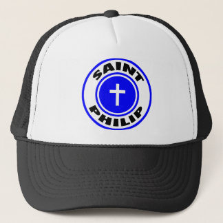 Saint Philip Trucker Hat