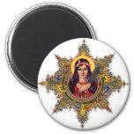 Saint Philomena, patron of babies & children Magnet