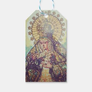 Saint Photo Customizable Gift Tags