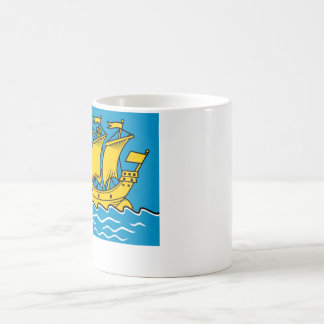Saint-Pierre and Miquelon Flag Coffee Mug