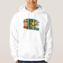 Saint Pierre and Miquelon Flag Hoodie