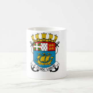 Saint Pierre and Miquelon (France) Coat of Arms Coffee Mug