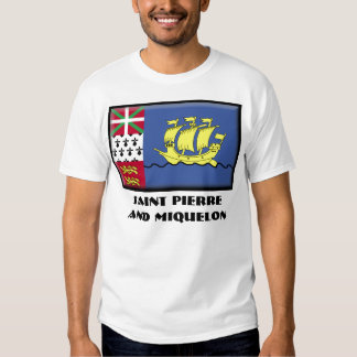 Saint Pierre and Miquelon T-shirt