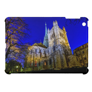 Saint-Pierre cathedral in Geneva, Switzerland iPad Mini Cover