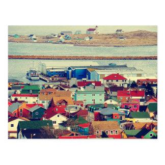 Saint Pierre Postcards