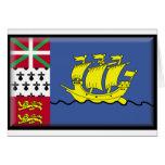 Saint Pierre y Miquelon Tarjeta