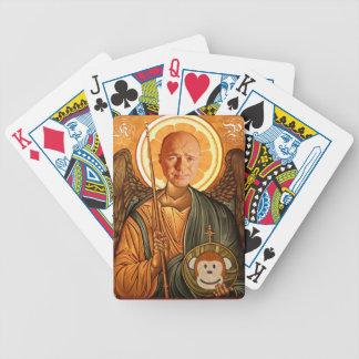 Saint Pilkington Bicycle Playing Cards