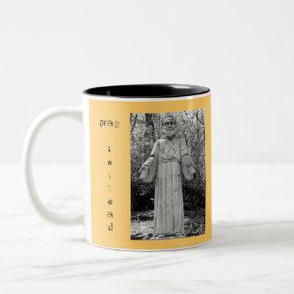 Saint Pio Confessor Mug