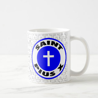 Saint Pius X Coffee Mug